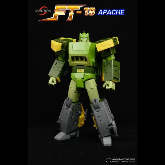FansToys (FT) <br>FT-19 Apache