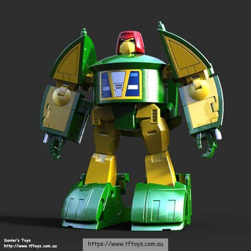X-Transbots (XTB) MM-IX Klaatu
