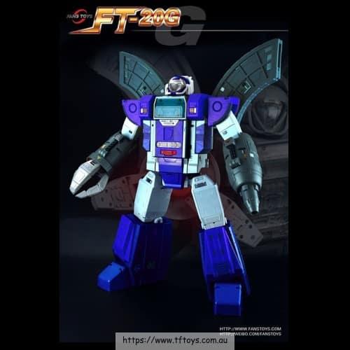 FansToys (FT) FT-20G Guardian Robot