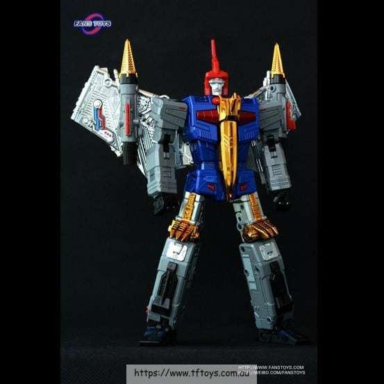 FansToys (FT) FT-05 Soar (blue chest)