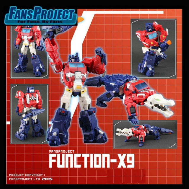 FansProject (FPJ) Function – X9 Positum