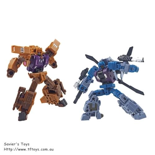 IronFactory (IF) EX-23 WarGiant (B)