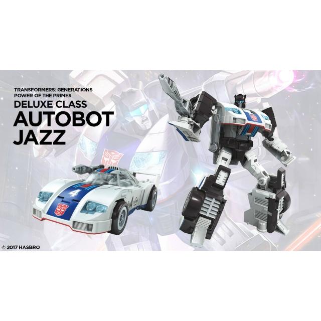 Hasbro Power of Prime (POTP) Deluxe Class Jazz