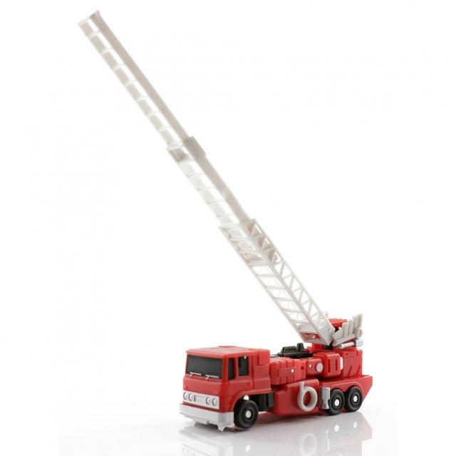 MagicSquareToys (MS-Toys) MS-B02 Fire Extinguisher