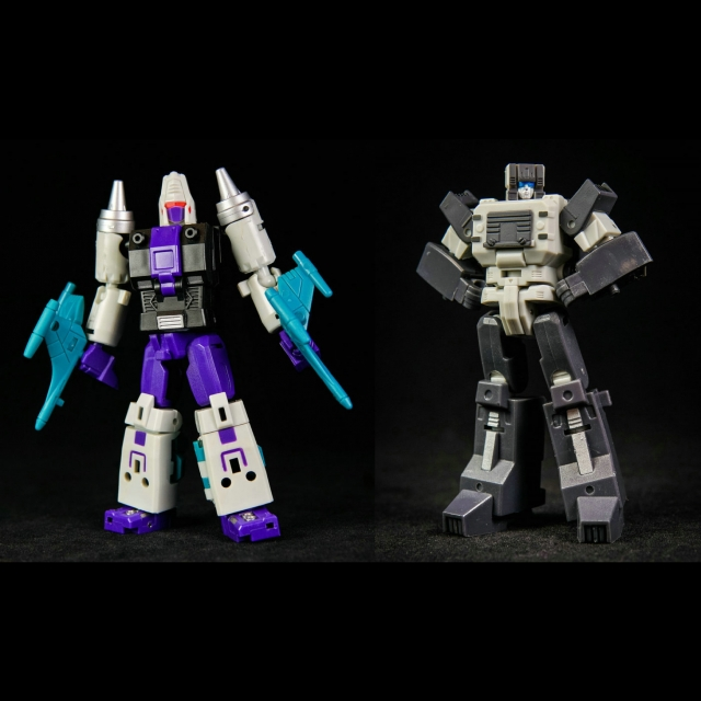 UniqueToys (UT) YM-05 Palm Series Day and Night