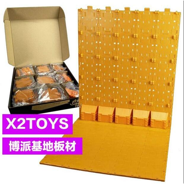 X2TOYS BG-A Autobot Base Plate