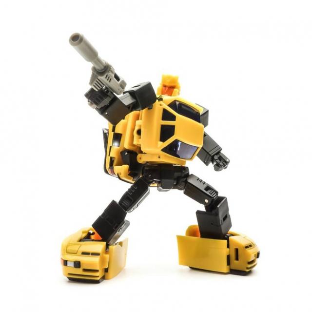 X-Transbots (XTB) MM-XI Copromozzo