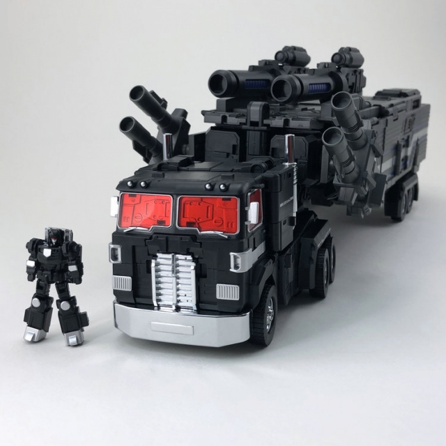 FansHobby (FH) MB-06A Black Power Baser