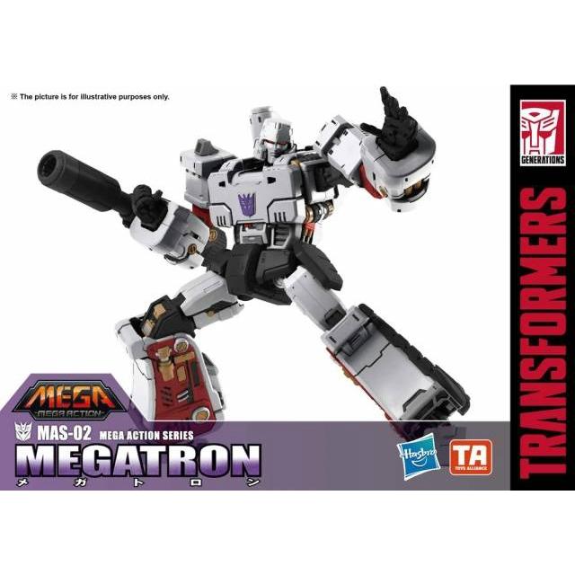 ToysAlliance (TA) MAS-02 18″ Megatron