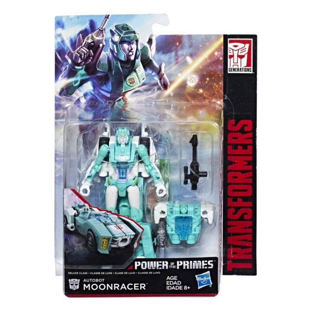 Hasbro Power of Prime (POTP) Deluxe Class Moonracer