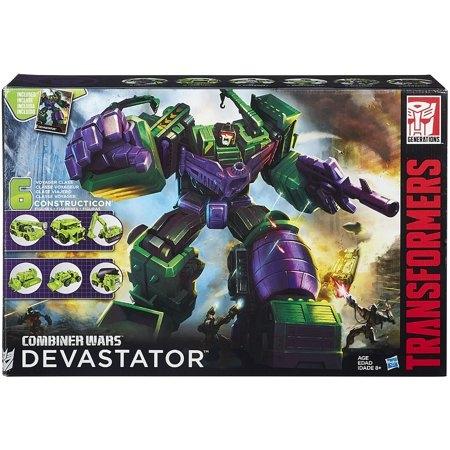 Hasbro Combiner Wars Devastator (set)